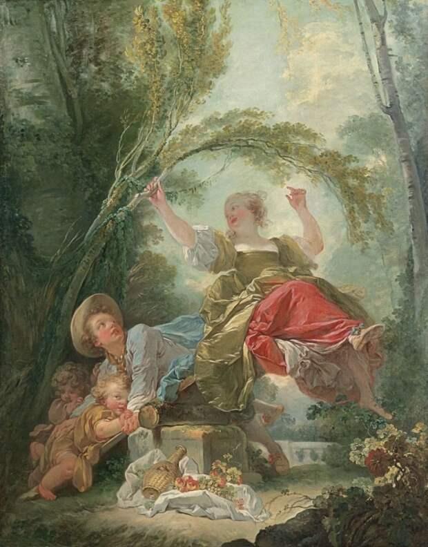 В остальных картинах этого художника тоже скрыт эротический подтекст. 17 век, живопись, интересное, искусство, картины, художники, эротизм
