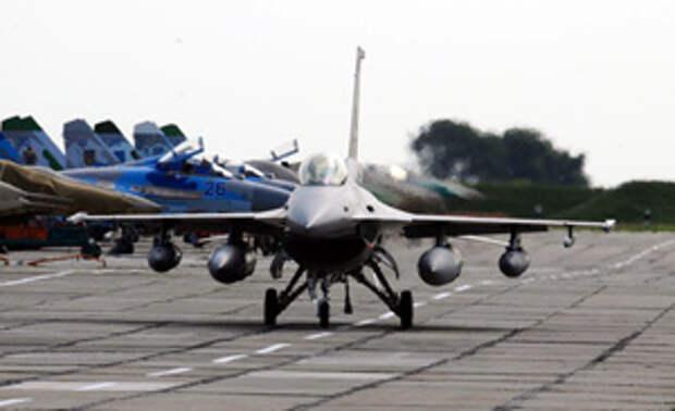 ВВС Украины: прерванный полет