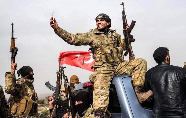 Турция продолжает перебрасывать террористов в Азербайджан