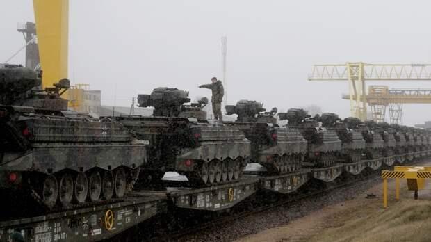 Welt: США помогут Европе улучшить мосты и дороги для защиты от России