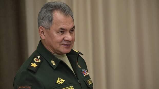 Шойгу: ВС РФ выполнили план по вакцинации от коронавируса
