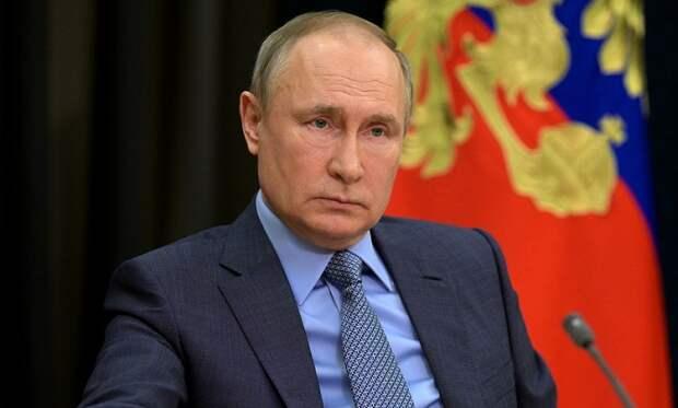 Владимир Путин поручил внедрить единый подход к безопасности школ