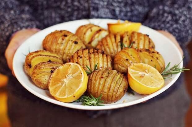 Картофельный гарнир: просто, сытно, вкусно.