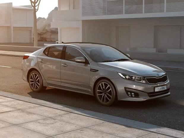 Hyundai Sonata и новый Kia Optima скоро запитаются от розетки