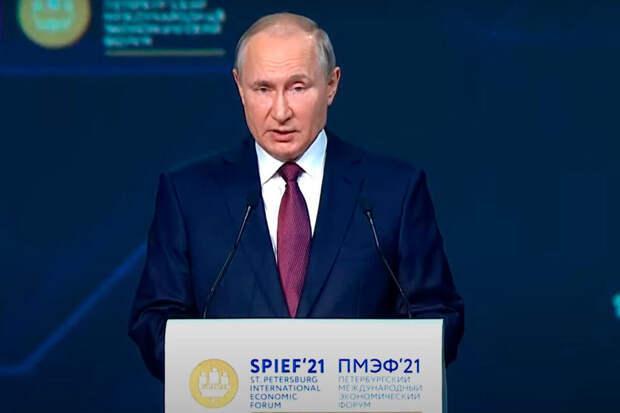 Путин выступил спредложением продлить программу льготной ипотеки