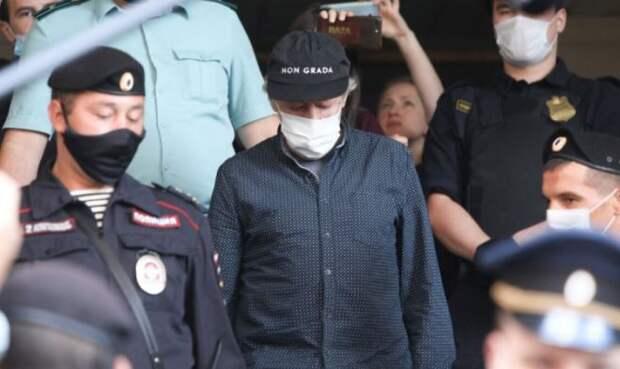 Суд отказался назвать точный диагноз Ефремова