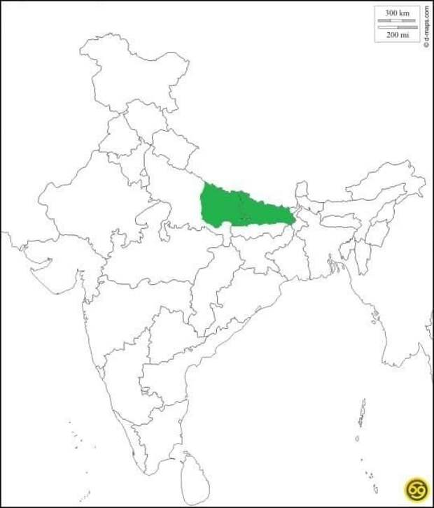 Население России в Индии