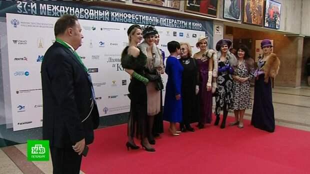 Международный кинофестиваль «Литература и кино» открылся в Гатчине