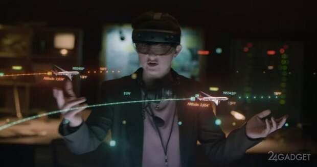 Microsoft представила платформу Mesh позволяющую общаться в виртуальном пространстве