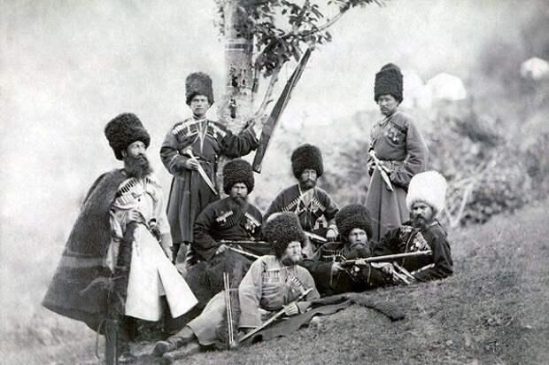 Загадка происхождения терских казаков