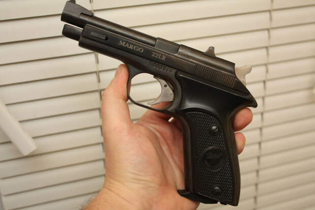 Пистолет Марголина – малокалиберное оружие для стрельбы в спортивных целях