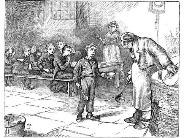 Детские фермы. Леденящие душу истории викторианских времён