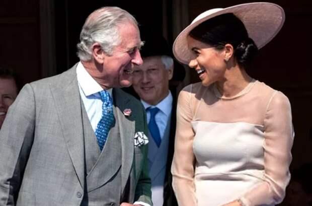 Тайное прозвище принца Чарльза для Меган Маркл раскрыло его истинное отношение к герцогини