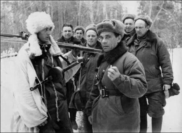 Вяземская воздушно-десантная операция Красной армии