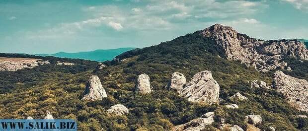 Самые таинственные места Крыма