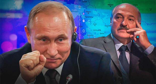 Беларусь. Кризис. Путин?