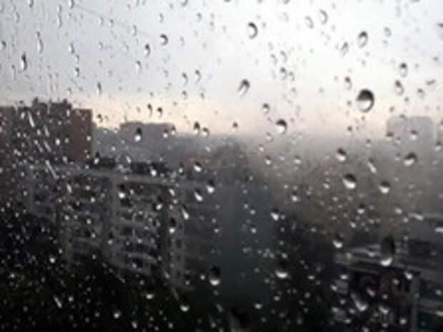 Москву ждут дожди и похолода