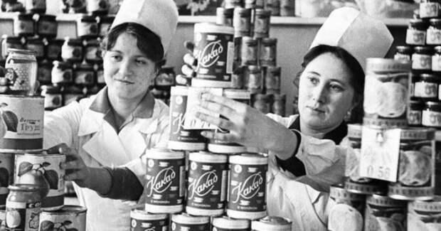 6 вкуснейших продуктов из СССР, которые в наши дни уже нете