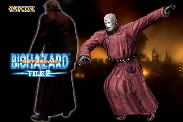 Тиран С (Resident Evil Outbreak File #2)