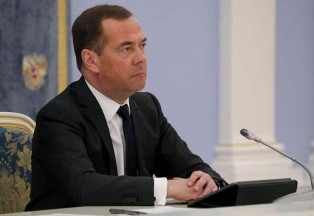 Медведев заявил о новой тактике администрации США