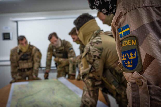 Шведские военные пообещали создать России проблемы