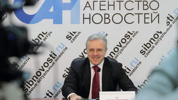 Александр Усс подрос в доходах за 2020 год