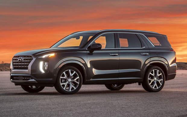 Hyundai Palisade окажется дешевле, чем Kia Telluride