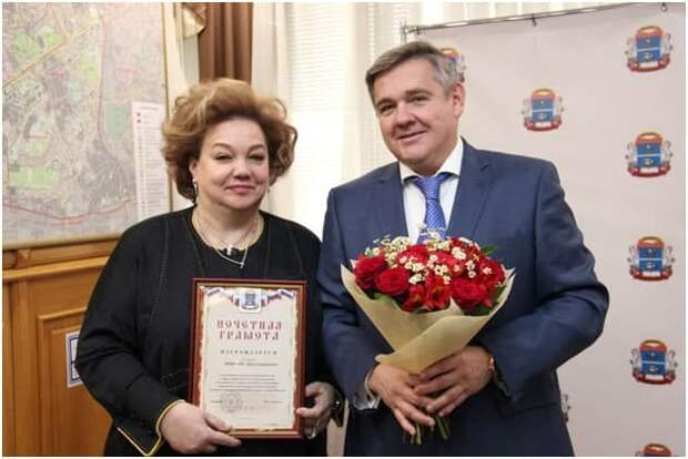 Компания «РГ-Девелопмент» удостоилась высокой награды префектуры САО