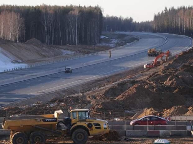 Мостотрест построит участок новой автотрассы М11 в Тверской области за 32 млрд рублей