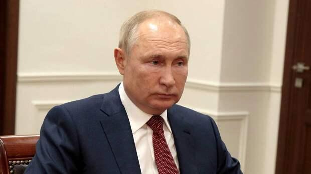 Путин заявил об обеспеченности россиян газом
