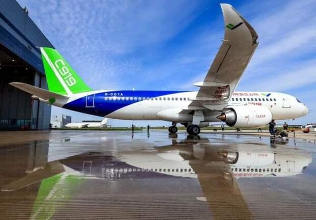 Россия и Китай навяжут серьезную конкуренцию компаниям Boeing и Airbus