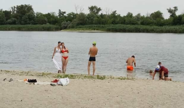 Под Оренбургом теперь можно купаться ещё на двух пляжах