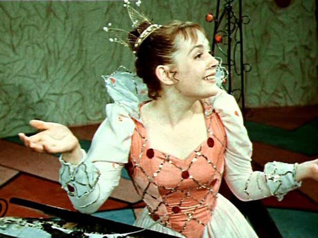 Скончалась королева из фильма «Двенадцать месяцев» Лиана Жвания