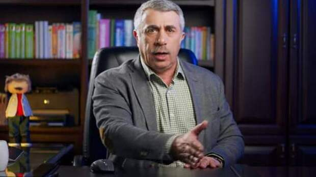 Комаровский заявил, что для победы над COVID-19 нужно научиться жить в сквозняках