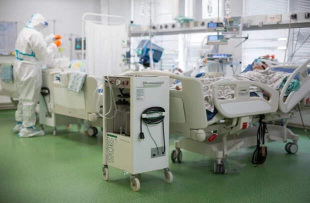 Молдова заняла 6-е место в мире по смертности от осложнений COVID-19