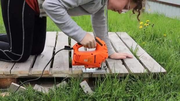 Крутой, полезный и бюджетный проект для сада, который пригодится на любом участке