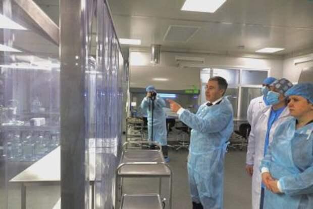 В России стартовало производство вакцины