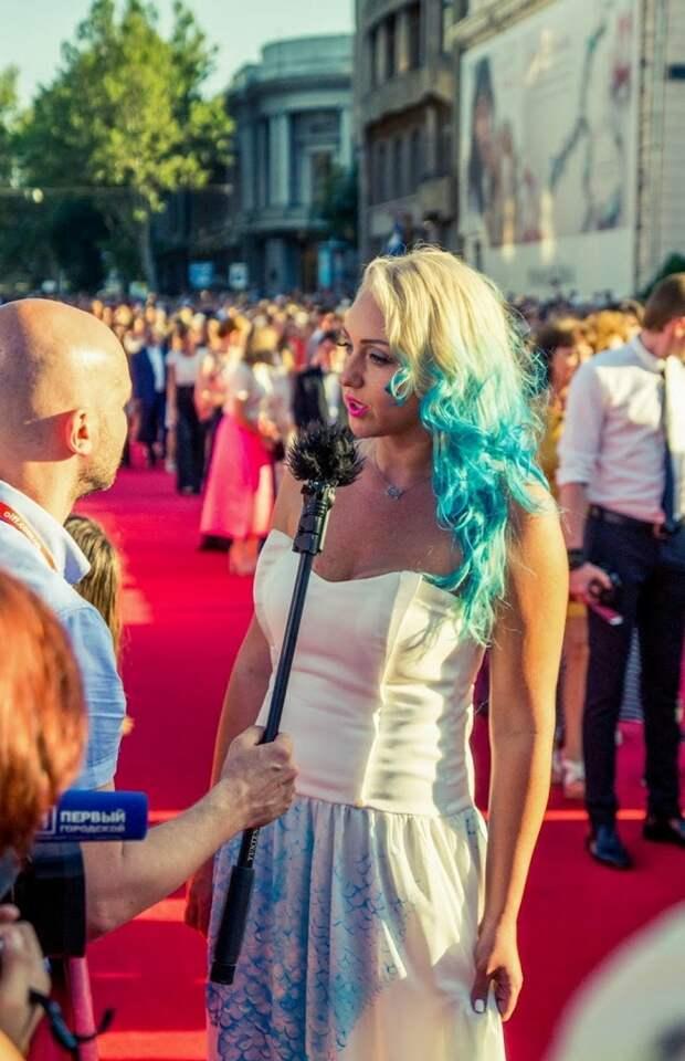 Брутальный гламур Одесского кинофестиваля. Людям с чувствительной психикой не смотреть!