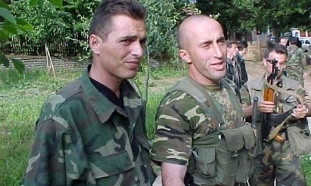 В «президенты» Косово рвется бандит и военный преступник