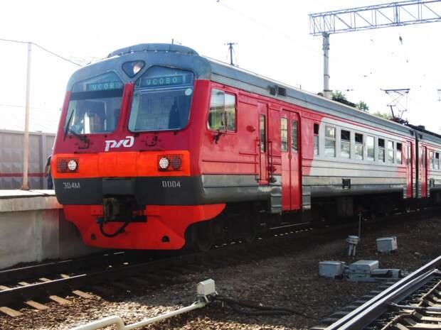 Человек на путях остановил движение поездов в сторону «Трикотажной»