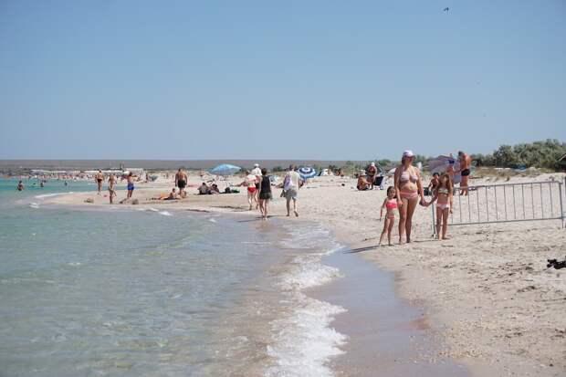 В Крыму оценили запасы воды на курортный сезон