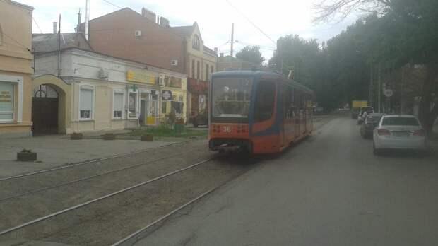 Наобновление трамваев вТаганроге направят 3 миллиарда рублей