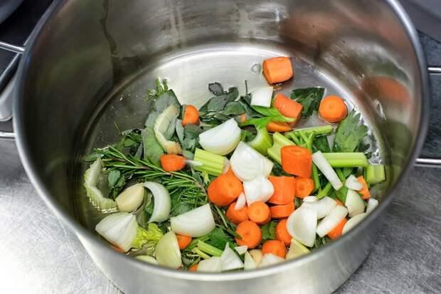 От шпината до картошки: сколько варить овощи, чтобы они сохранили полезные свойства