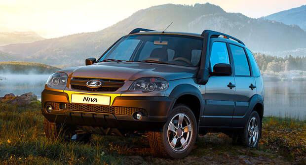 Названы цены на каждое ТО внедорожника Lada Niva