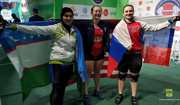 Студентка оренбургского училища олимпийского резерва взяла бронзу первенства мира