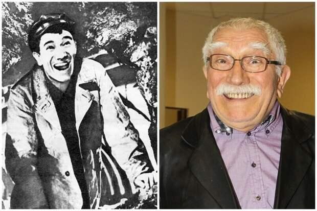 """Армен Джигарханян, 1959, """"Обвал"""", молодой рабочий Акоп. дебют, звезды, интересное, кино, первые, роли, факты"""