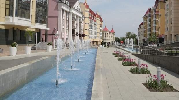 Консервация фонтанов назиму началась вСтаврополе
