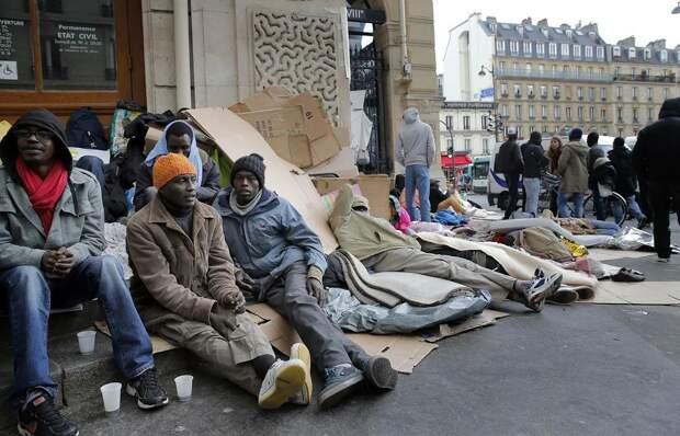 Так выглядит центр Парижа из-за политики ЕС