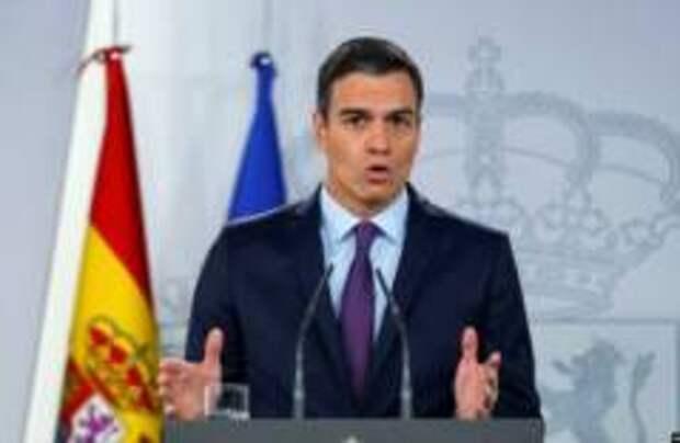 Досрочные выборы пройдут в Испании