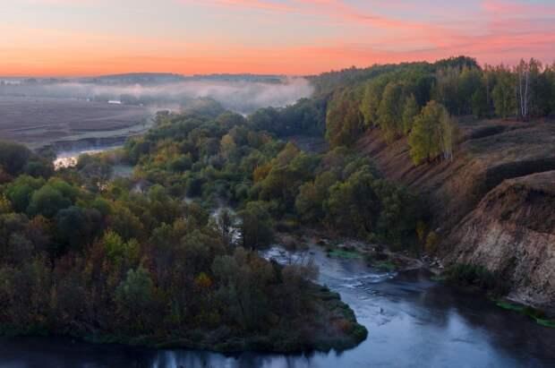 Река тайн и загадок. История Красивой мечи в Тульской области